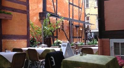 Photo of Italian Restaurant La Vecchia Signora at Gronnegade 12-14, Copenhagen 1107. K, Denmark