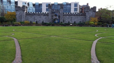 Photo of Garden The Dubhlinn Gardens at Dublin Castle, 2 Palace St, Dublin 2, Ireland