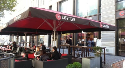 Photo of Restaurant Cafetiero at Rathenauplatz 1, Frankfurt 60313, Germany
