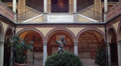 Photo of History Museum Museo Civico Archeologico at Via Dell'archiginnasio 2, Bologna 40124, Italy