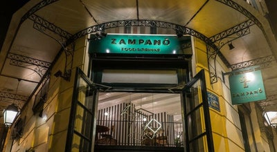 Photo of Mediterranean Restaurant Zampano at Σαρρή 18, Athens 105 53, Greece