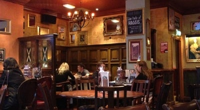 Photo of Bar The Advocate at 7 Hunter Square, Edinburgh EH1 1QW, United Kingdom