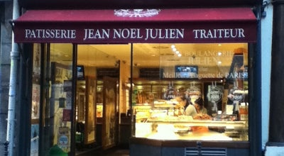Photo of Bakery Boulangerie Julien at 75 Rue Saint-honoré, Paris 75001, France