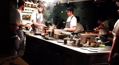 Photo of Asian Restaurant Momofuku Ko at 8 Extra Place, New York City, NY 10003, United States