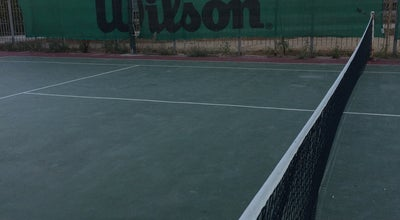 Photo of Tennis Court Red Hermes Basketball-Tennis Academy at Ακτή Φρεαττύδος, Πειραιάς 185 37, Greece