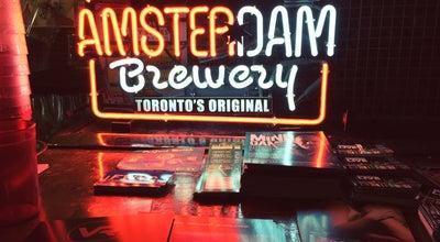 Photo of Bar The Black Swan Tavern at 154 Danforth Ave, Toronto, Ca M4K 1N1, Canada