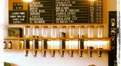 Photo of Cafe Customs Brew Bar at 39 Ghuznee Street, Wellington 6011, New Zealand
