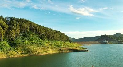 Photo of Lake Bendungan Wonorejo at Wonorejo, Pagerwojo, Indonesia