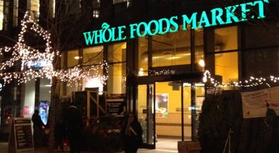 Photo of Supermarket Whole Foods Market at 270 Greenwich Street, New York, NY 10007, United States