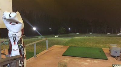 Photo of Golf Course Greenhill Driving Range at Si Racha, Thailand