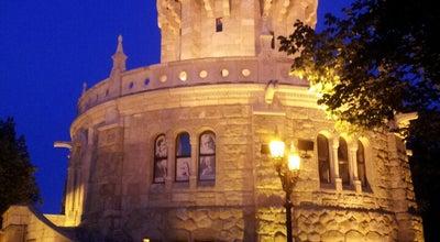 Photo of Scenic Lookout Erzsébet-kilátó at János-hegy, Budapest, Hungary