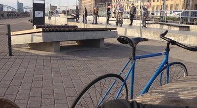 Photo of Skate Park Promenādes skeitparks at Krasta, Rīga, Latvia