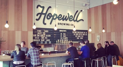 Photo of Nightclub Hopewell Brewing Company at 2760 N Milwaukee Ave., Chicago, IL 60647, United States