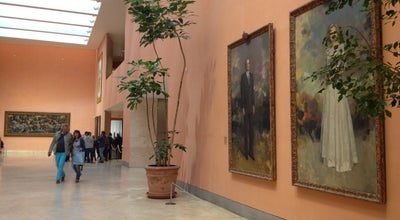 Photo of Cafe caffeteria museo Thyssen Bornemisza at Paseo Del Prado, Madrid 28014, Spain