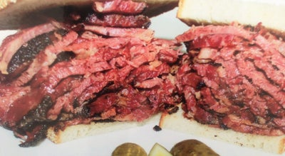 Photo of American Restaurant David's Brisket House inc at 533 Nostrand Ave, Brooklyn, NY 11216, United States