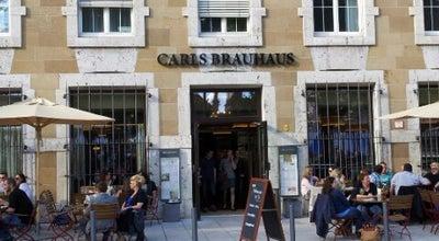 Photo of German Restaurant Carls Brauhaus at Stauffenbergstr. 1, Stuttgart 70173, Germany