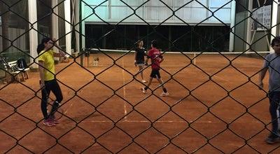 Photo of Tennis Court Academia De Tenis Jane Porfírio at Brazil