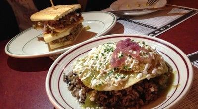 Photo of Latin American Restaurant Coppelia at 207 W 14th St, New York, NY 10011, United States