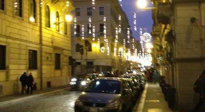 Photo of Monument / Landmark Via di Ripetta at Via Di Ripetta, Rome 00186, Italy