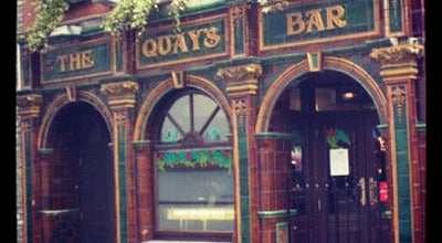 Photo of Nightclub The Quays Temple Bar at 11/12 Temple Bar, Dublin, Ireland