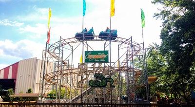 Photo of Theme Park Python @ Coney Island at 6201 Kellogg Ave, Cincinnati, OH 45230, United States