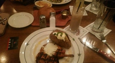 Photo of American Restaurant Saltgrass Steak House at 7240 E Highway 191, Odessa, TX 79765, United States