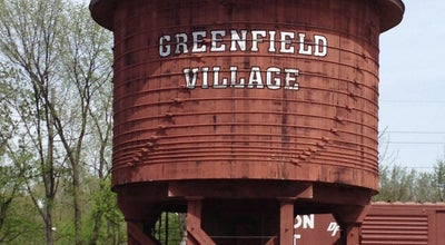 Photo of Tourist Attraction Greenfield Village at 20900 Oakwood Blvd, Dearborn, MI 48124, United States