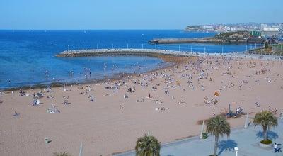 Photo of Beach Playa de El Arbeyal at Camino Del Arbeyal, Gijón 33212, Spain