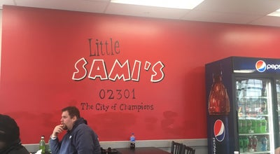 Photo of Sandwich Place Little Sami's at 1145 W Chestnut St, Brockton, MA 02301, United States