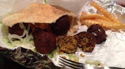 Photo of Burger Joint King Falafel at 1024 N Broadway, Santa Maria, CA 93454, United States