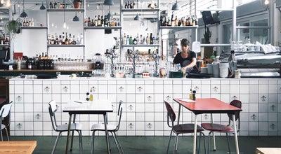 Photo of Modern European Restaurant De Brandweerkantine at Capucijnenstraat 21, Maastricht 6211 RN, Netherlands