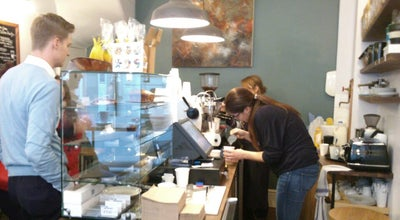 Photo of Coffee Shop Carter Lane Coffee House at 50 Carter Ln, London EC4V 5EA, United Kingdom