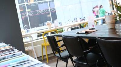 Photo of Modern European Restaurant The Tea Lab at Westewagenstraat 80, Rotterdam 3011 AT, Netherlands