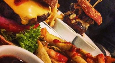 Photo of American Restaurant Juicy Grill at Κεραμεικού 2, Cholargos 155 61, Greece