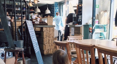 Photo of Cafe Sam's Kitchen at 61 Walcot Street, Bath BA1 5BN, United Kingdom
