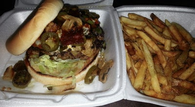 Photo of Burger Joint Jimmy's Big Burgers at 3611 14th St, Plano, TX 75074, United States