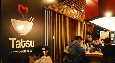 Photo of Japanese Restaurant Tatsu Ramen at 2123 Sawtelle Blvd, Los Angeles, CA 90025, United States