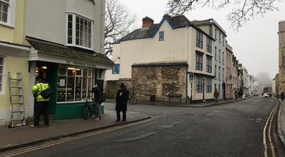 Photo of Restaurant The Alternative Tuck Shop at 24 Holywell Street, Oxford OX1 3SB, United Kingdom