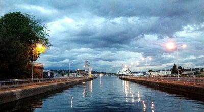 Photo of Pier Hiram M. Chittenden Locks at 3015 Nw 54th St, Seattle, WA 98107, United States