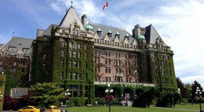 Photo of Hotel The Fairmont Empress Hotel at 721 Government St., Victoria, BC V8W 1W5, Canada