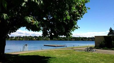 Photo of Park Green Lake Park at 7201 E Green Lake Dr N, Seattle, WA 98115, United States