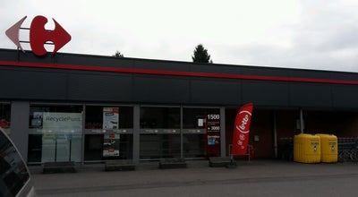 Photo of Grocery Store Carrefour Market at Langestraat 41, Zandhoven 2240, Belgium