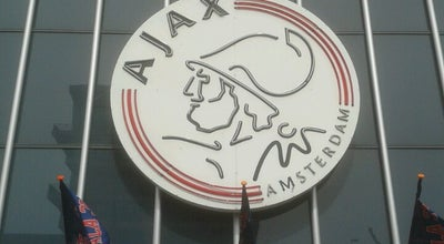 Photo of Sightseeing Amsterdam ArenA Stadiontours at Arena Boulevard 1, Amsterdam 1101 AX, Netherlands