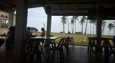 Photo of Beach Pantai Kuala Pahang at Kuala Pahang, Pekan, Malaysia