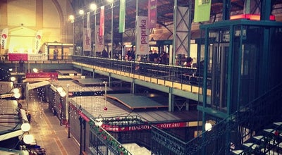 Photo of Market Belvárosi Piac (volt Hold utcai piac) at Hold U. 13., Budapest 1054, Hungary