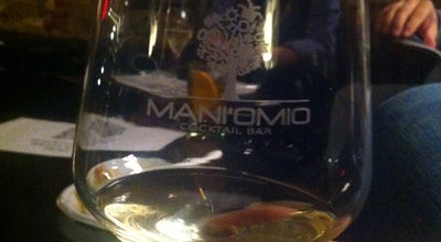 Photo of Italian Restaurant Mani'omio Ristorante at Piazza Sant'omobono 11, Pisa 56126, Italy
