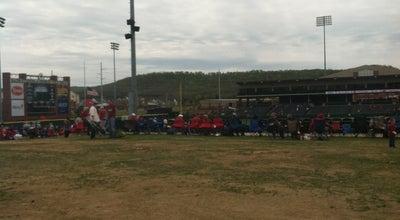 Photo of Baseball Field Hog Pen @Baum Stadium at Fayetteville, AR, United States