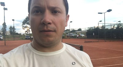 Photo of Tennis Court Academia Top Tennis at Brazil