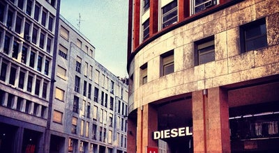 Photo of Clothing Store Diesel at Piazza San Babila 1/3, Milano 20122, Italy