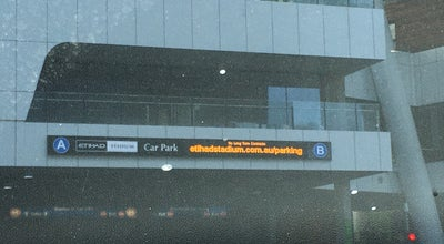 Photo of Parking Etihad Stadium Car Park at 740 Bourke St., Docklands, VI 3008, Australia